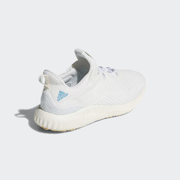 wholesale dealer 93497 df404 Adidas AlphaBounce 1 Parley CQ0784 NON DYED Vapor Blue Cream White Boost -  NEW LISTING