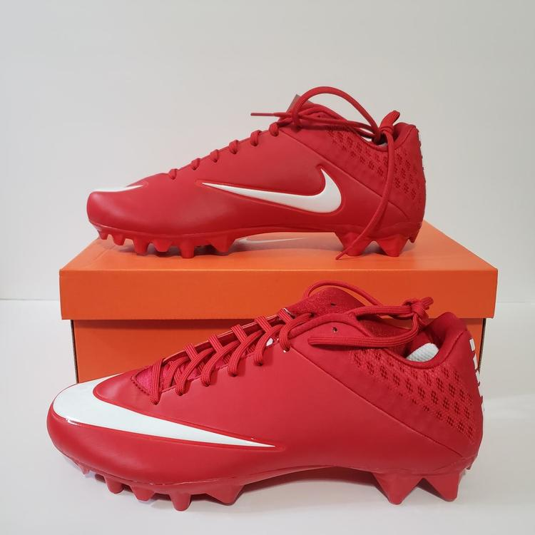 Nike Vapor Speed 2 TD CF - Red Cleats (Size 12)  f940dc61922