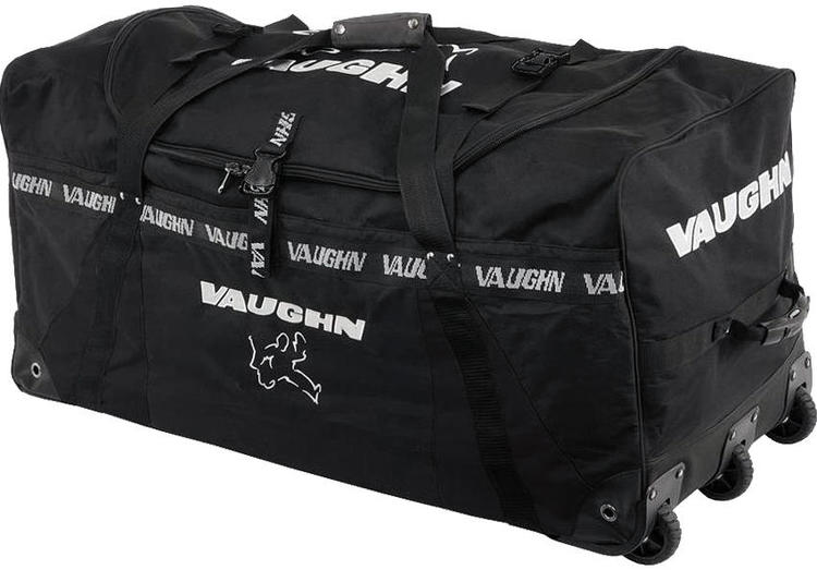 Vaughn 7800 Goalie Bag With Wheels 43x23x20 2 Available Only