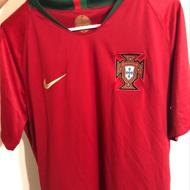 premium selection 4f40f 7b459 Ronaldo World Cup Jersey