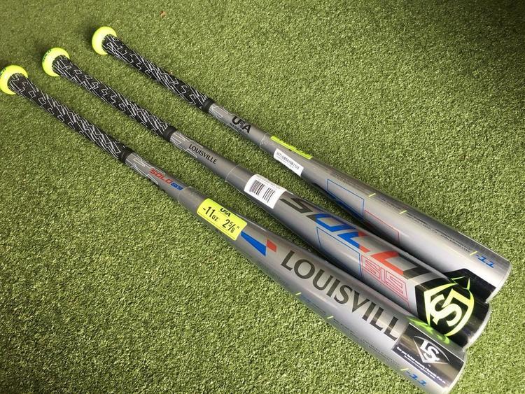 2019 Louisville Slugger SOLO 619 ~ USA -11 Baseball Bat 30 19 - PRICE DROP 46640956b