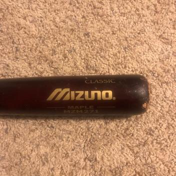 Classic Mizuno Maple MZM271 With Grip!! - EXPIRED 6f9d0f11b