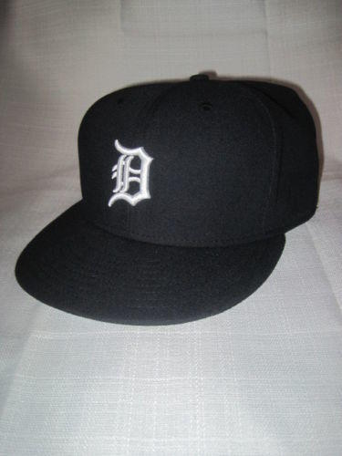 Detroit Tigers New Era 5150 Fitted hat men s 7 3 4 NEW  a0a531b9cd7