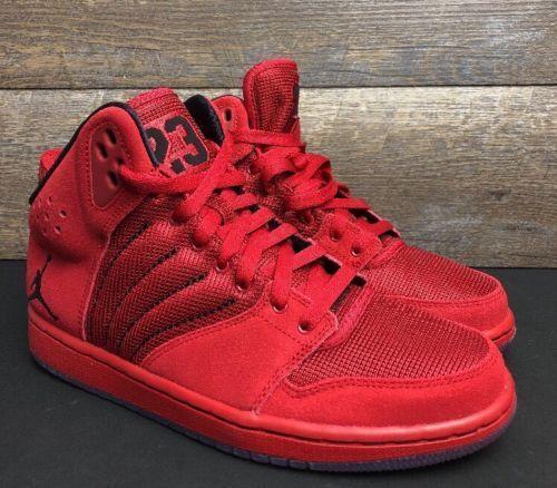 timeless design 62e40 14200 czech air jordan flight 4 premium shoes gym red black mens size 13 1e7bb  d3924