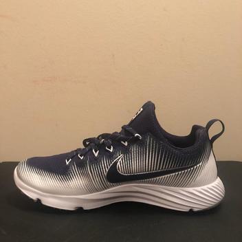 b67cf5a17ec4 Nike Vapor Speed Turf Trainers Navy White Size 10