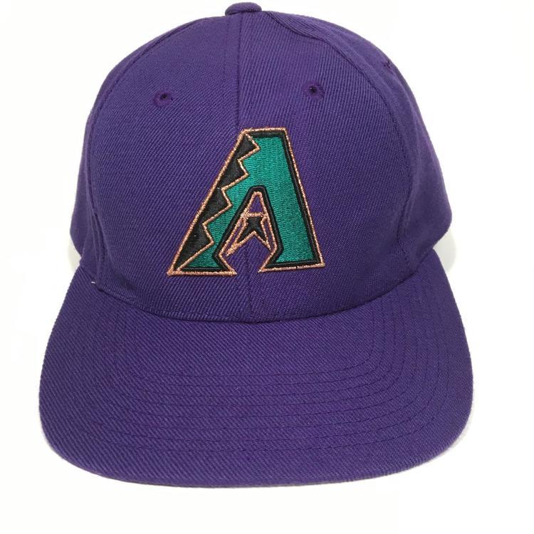 a62079a42 Vintage Arizona Diamondbacks Snapback Hat