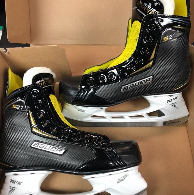 Bauer Supreme S27 Skates 4 5d