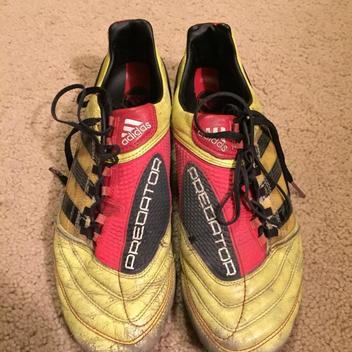 e7a2eb07b Adidas Predator Accelerator x Zidane Limited Collection FG Cleats US size 12.  Related Items. Add to My Feed.  14