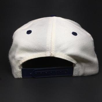 Vintage St Johns Red Storm Snapback Hat Logo Athletic Sharktooth - SOLD 0bc6e8d8991d