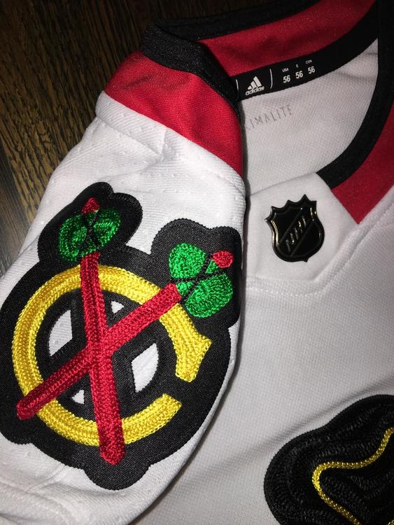 new concept e67c4 30d97 Adidas New sz 56 Adizero Climalite CHICAGO BLACKHAWKS #72 PANARIN Authentic  Pro Jersey   SOLD   Hockey Apparel, Jerseys & Socks   SidelineSwap