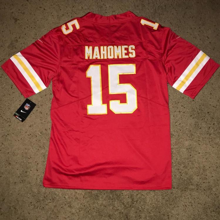 cheap for discount 5da4e da07b Patrick Mahomes Kansas City Chiefs Nike Vapor Jersey