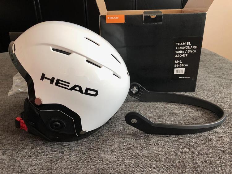New Head Team SL Helmet