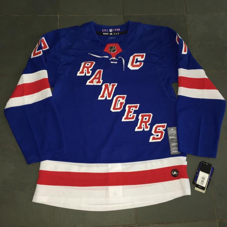 save off c67b9 e94e9 New Adidas sz 50 Adizero Climalite NEW YORK RANGERS McDONAGH #27 Authentic  Pro Jersey