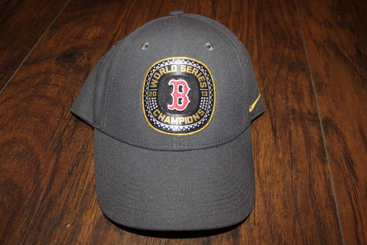 the latest 9ef27 cab50 Boston Red Sox 2013 World Series Champions Nike Ring Adjustable Hat