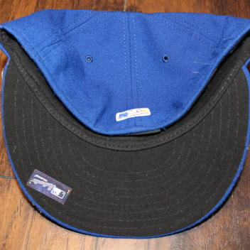 044c74d81ff6f2 ... italy new era milwaukee brewers throwback mlb royal size 7 1 8 5950  baseball hats sidelineswap