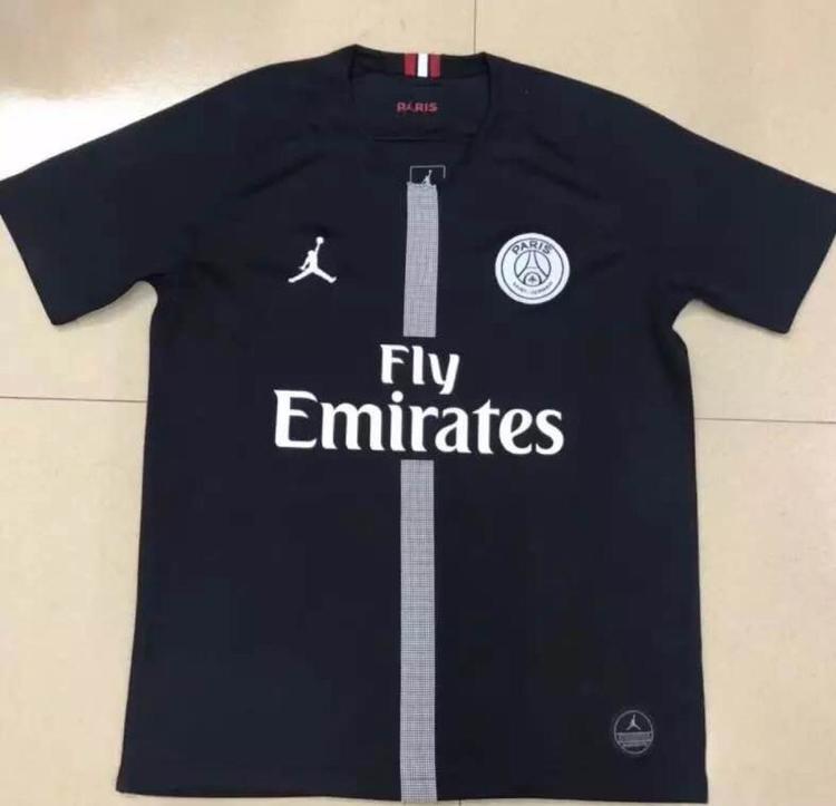 on sale f1265 055d2 Paris Saint-Germain Jordan Jersey - 2018 / 2019
