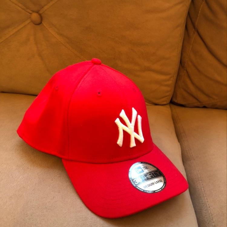 Red New Era New York Yankees Hat - EXPIRED 660882db7f6