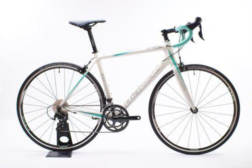 What year is my bianchi road bike