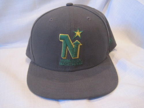 234b94ad0 ... discount code for minnesota north stars new era 5950 hockey hat gray nhl  7 3 4