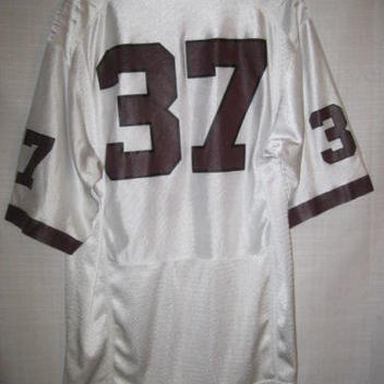 1090268ec Montana Grizzlies Nike college football jersey men s M white  37