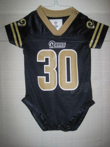 Los Angeles Rams Todd Gurley jersey kids boys blue 3 6 months NWOT NEW  e5df6f4e9
