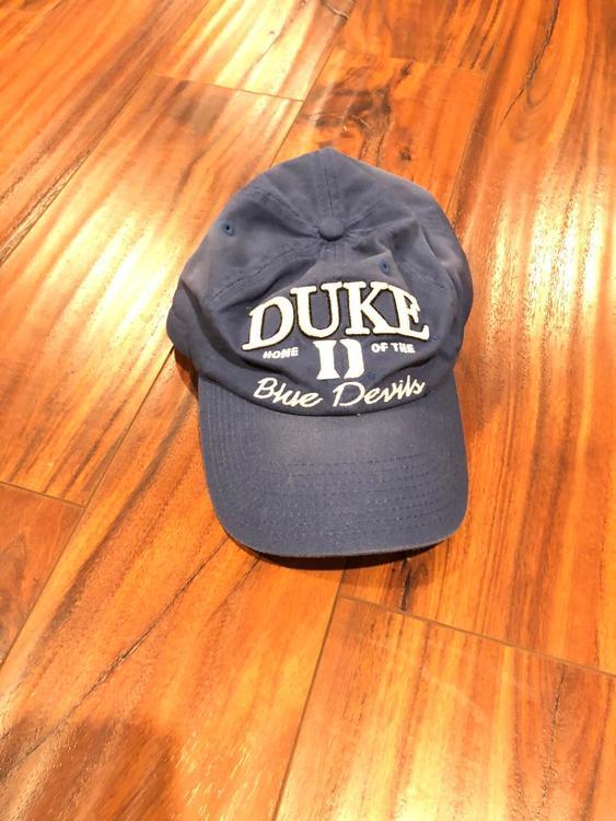 Duke Blue Devils Hat Basketball Apparel Sidelineswap
