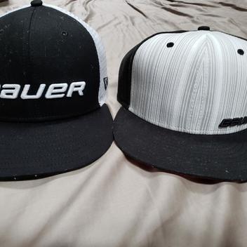 787e25055356a 2 Bauer x New Era 9fifty Snapback Hats - NEW LISTING