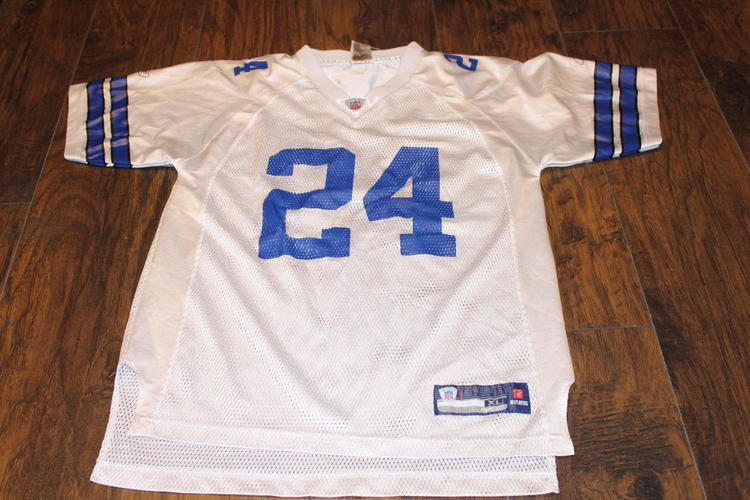 quality design 340be 52bfe Marion Barber Dallas Cowboys Youth XL (18-20) White Jersey