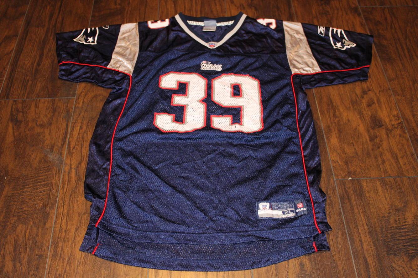 Laurence Maroney New England Patriots Reebok Youth XL (18-20 ...
