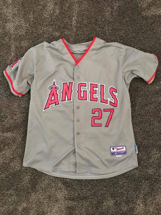 brand new 58950 57a39 Mike Trout Jersey