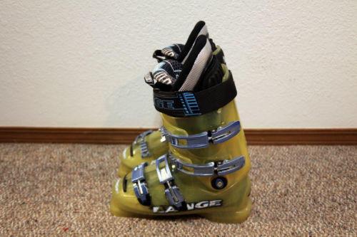 110 24 Women's Boots Size Lange Freeride 6 Mondo Downhill