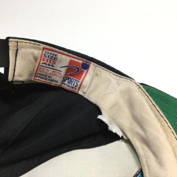 Vintage Carolina Panthers Snapback Hat Sports Sports Specialties Plain Logo e3306e1aa