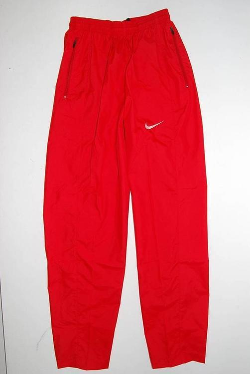 NEW Nike - Red Nylon Wind Pants - No Lining (Multiple Sizes) ZZ-239 No  Trades aa167be30