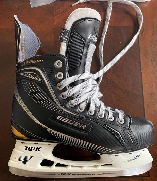 Bauer Supreme One60 Skates Senior Size 7 5d