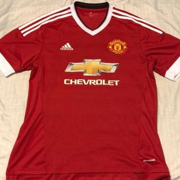 266e3adf4 Adidas Manchester United Jersey
