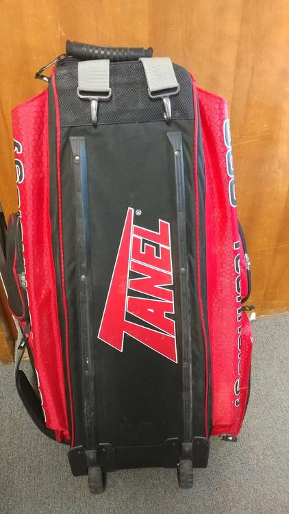 c1fcb734003e Tanel 360 R.A.G.E. /Softball Wheel Bag | SOLD | Baseball Bags & Batpacks |  SidelineSwap