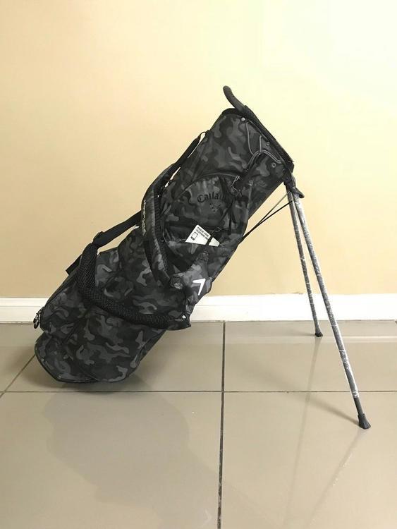 Callaway 2018 New Hyper Lite Zero Stand Bag Camo Golf Bags