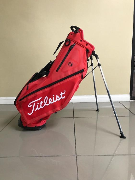 db325feafb Titleist 62018 New Players 4 Stand Bag [Red] - TB7SX1-6 [*No Trades ...