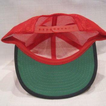 59eaad264ae Vintage 1980s Minnesota Twins Snapback Baseball Hat red MLB. Comments (0)  Favorites (2)