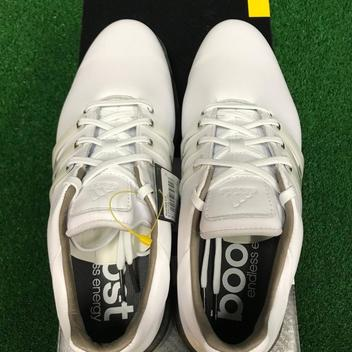 381aa92fadd New 2018 Adidas Tour 360 Boost 2.0 White Golf Shoes (F33795) Size  7-14   Wide   No Trades  . Comments (0) Favorites (7)