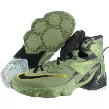 the latest 75c32 5d7b1 Nike LeBron Soldier 7 Turbo Green   SOLD   Basketball Footwear    SidelineSwap