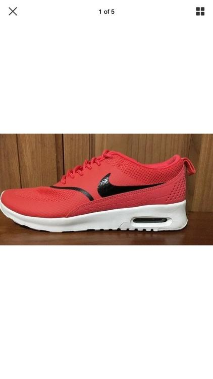 sports shoes 28635 5059a Nike Womens Air Max Thea Ultra FK 8.5 University Red Running, Training  Shoes. Related Items