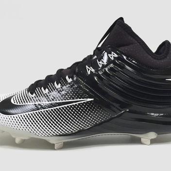 4b23f5abfee New Nike Lunar Vapor Trout 2 Metal Men s Baseball Cleats sz 9 Black White  Oreo 807127-010
