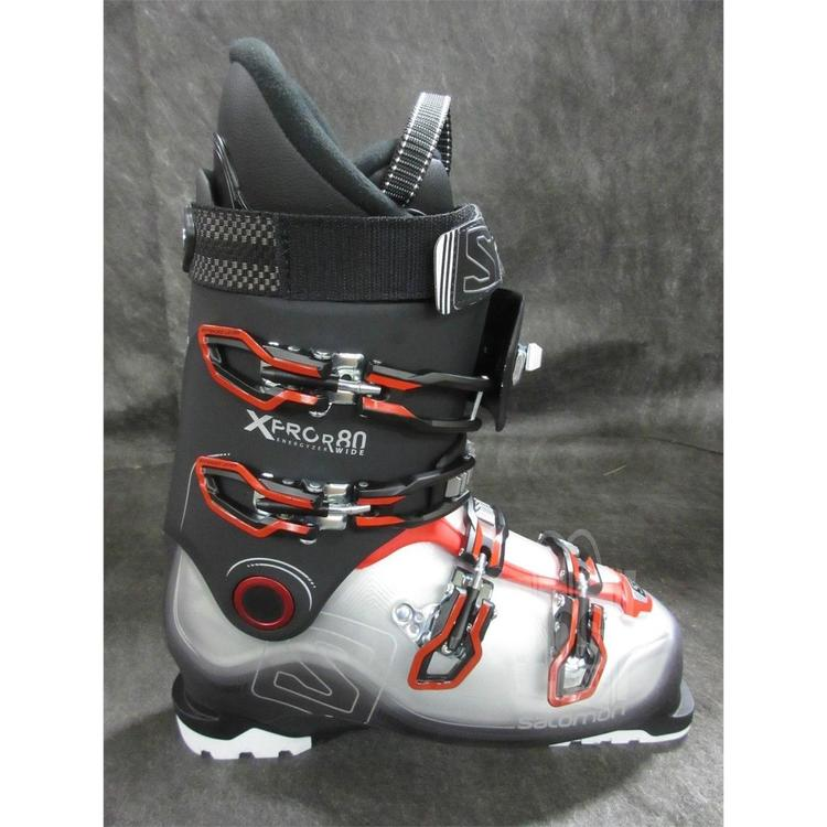 39f2b5b4 Salomon X-Pro R80 wide Ski Boots Men's 28.5 NEW IN BOX