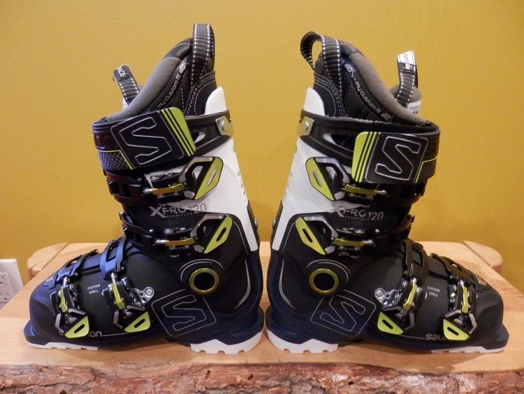 Größe 40 für die ganze Familie klassische Passform Ski Boots ( 25.5 ) Salomon X Pro 120 Size 25.5 NEW IN BOX 2018