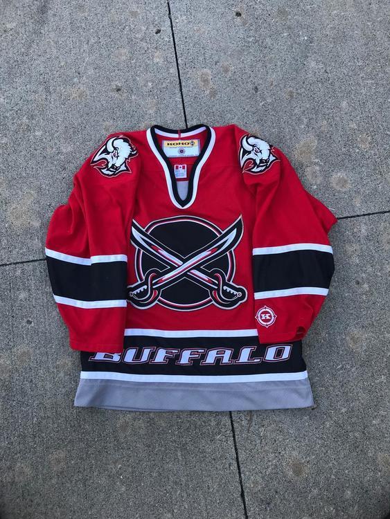 premium selection b2dc9 37744 Buffalo Sabres Koho Jersey