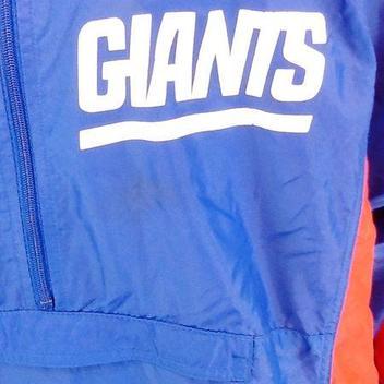 db55496cd Vintage 90 s Apex-One New York Giants (XL) NFL Football Zip Up Windbreaker  Jacket - SOLD. Comments (0) Favorites (2)