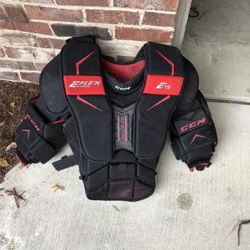 Hockey Goalie Chest & Arm Protectors | Buy and Sell on