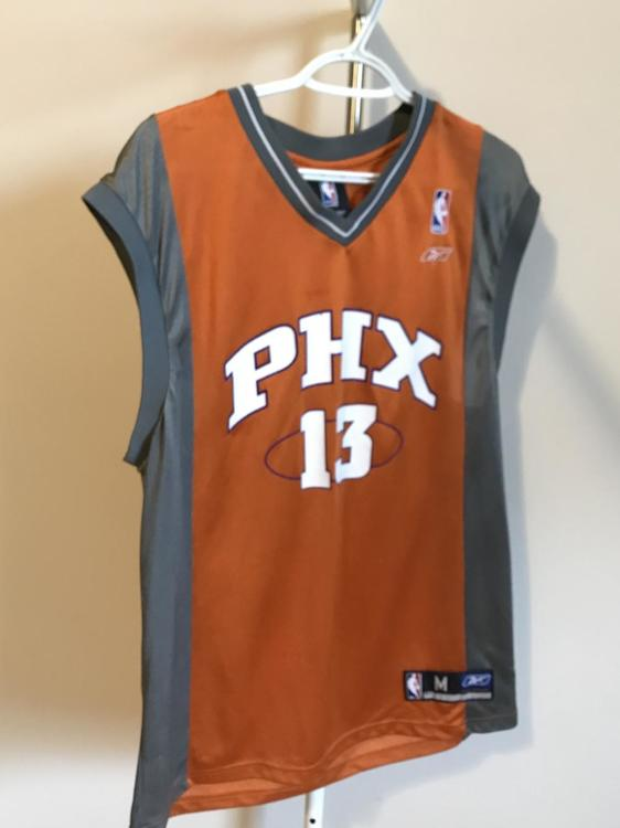 half off 70656 bbe49 Steve Nash Phoenix Suns (NBA Authentics)