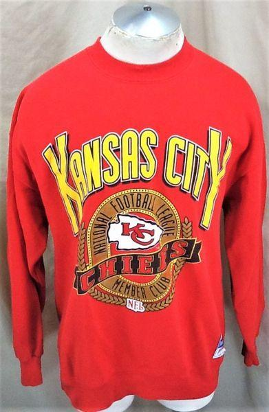 kc chiefs crewneck sweatshirt